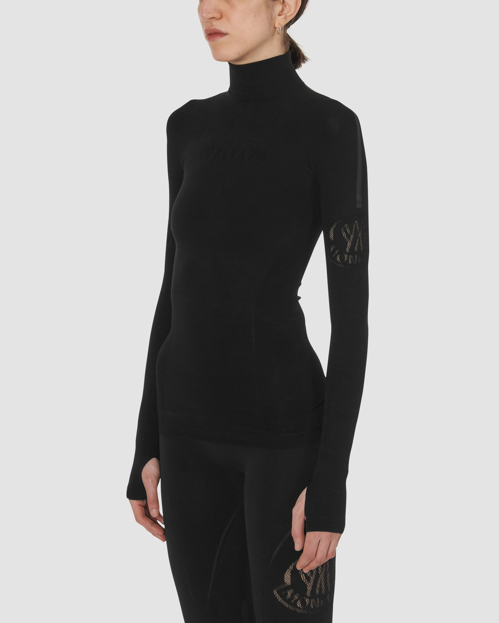 1017 ALYX 9SM | MONCLER JUMPER | Sweatshirt | BLACK, Google Shopping, Moncler, S20, T-SHIRTS, WOMEN