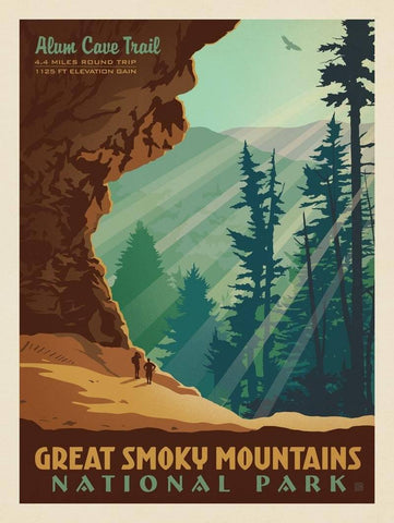 National Parks T-Shirts, Blankets, Duvets, Clothing | Yellowstone, Zion, Great Smoky Mountains, Yosemite, and More