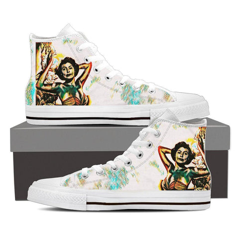 Women's Lena Horne High Tops