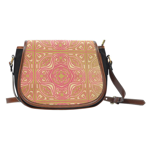 Bohemian Printed Cross Body Bag