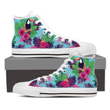 Men's Toucan Summer High Top