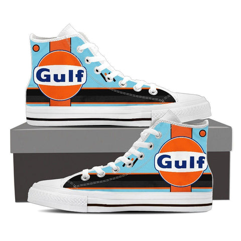 Men's Gulf Livery High Tops
