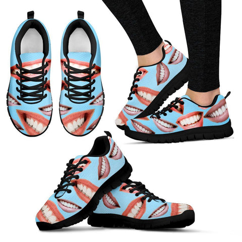 Women's Dental Dentist Smiles Sneakers