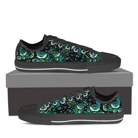 Men's Water Drops Low Top