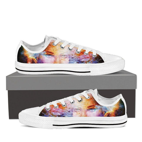 Starry Eyes Custom Men's Low Top