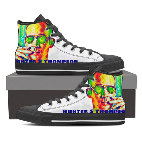 Men's Hunter S. Thompson High Tops