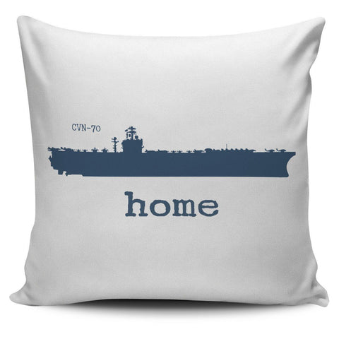 CVN 70 Home Pillow Cover