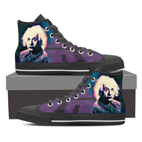 Men's Einstein Color High Tops