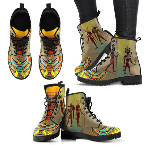 Women's Egyptian Boots
