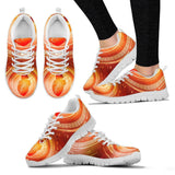 Women's Medical Heart Sneakers