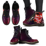 Women's Bowie Tribute Leather Boots