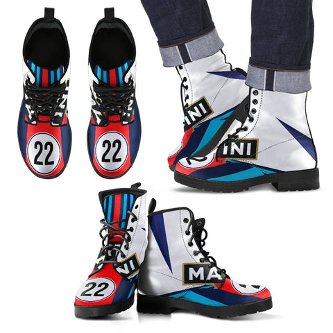 Men's Martini Livery Leather Boots