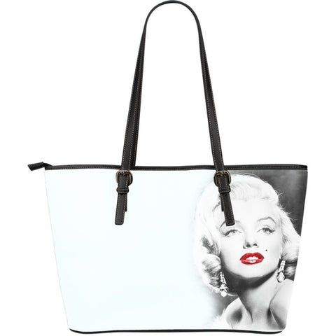 Marilyn Large Leather Tote