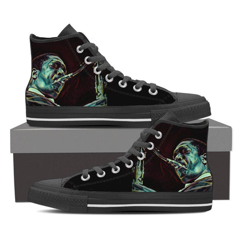 Men's John Coltrane High Tops
