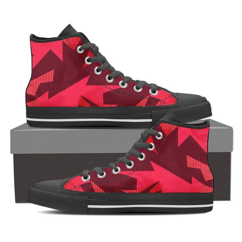 Men's Arsenal Camo Hooligan High Tops