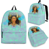 Frida Kahlo Backpack - Hypnotic Beauty