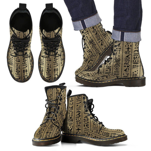 Men's Hieroglyphics Boots