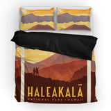 Haleakala National Park Duvet Set
