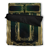 Emerald City Duvet Set