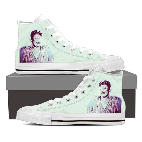 Men's Ella Fitzgerald High Tops