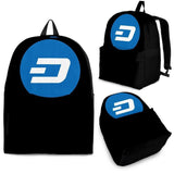 Cryptocurrency Dash Backpack | HODL On For Dear Life