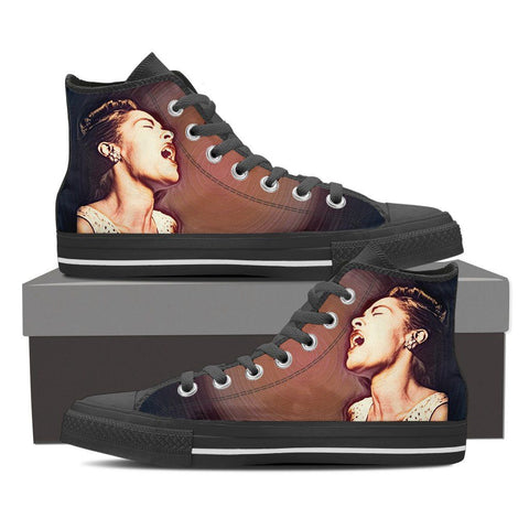 Men's Billie Holiday High Tops