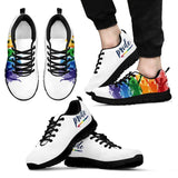 Men's Pride Custom Athletic Shoes