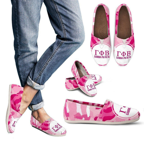 Gamma Phi Beta Women's Casual Shoes