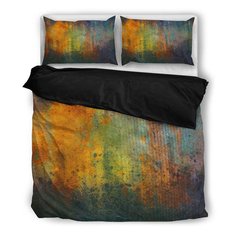 Watercolor Abstract Duvet Set