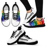 Women's #equality Custom Athletic Shoes