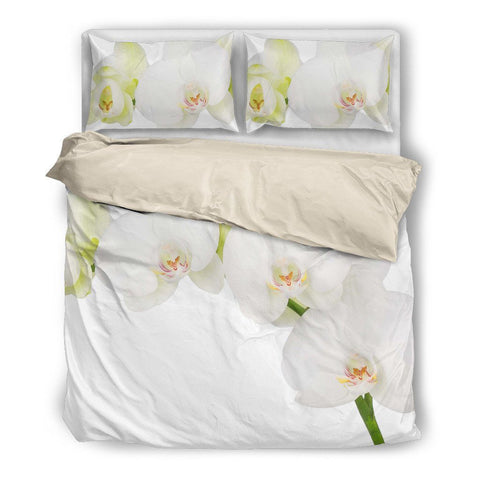 White Orchid Duvet Set
