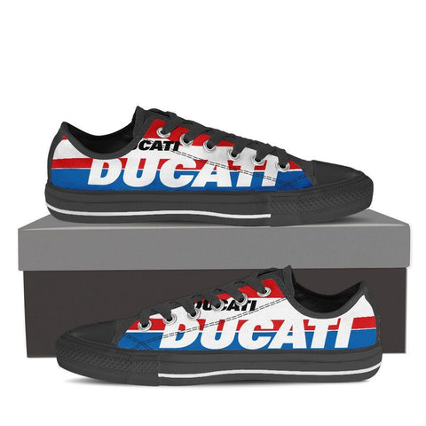 Men's Ducati Pramac MotoGP Low Tops - Black