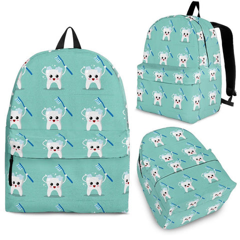 Dental Dentist Tooth Backpack