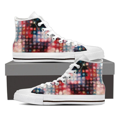 Men's Pixels High Top
