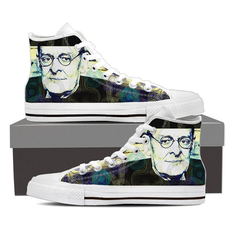 Women's T. S. Eliot High Tops