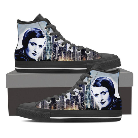 Women's Ayn Rand High Tops