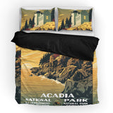 Acadia National Park Duvet Set