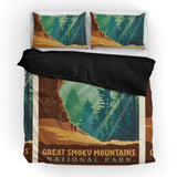 Great Smoky Mountains National Park Duvet Set