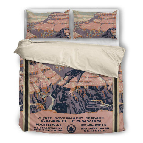 Grand Canyon National Park Duvet Set