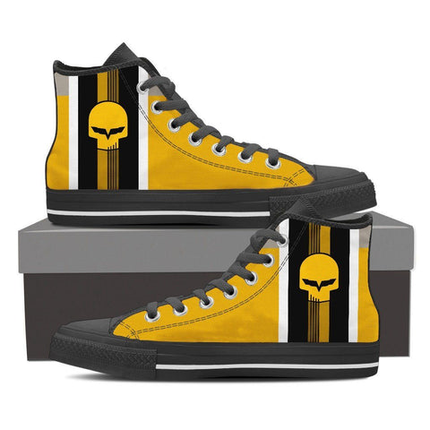 Men's Yellow Jake High Tops