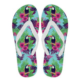Men's Toucan Summer Flip Flop
