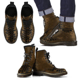 Men's Off-Road Brown Boots