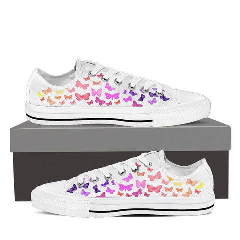 Butterfly Women's Low Top