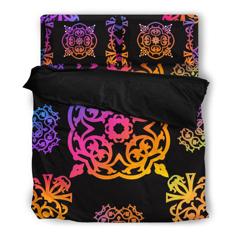 Hippie Duvet Cover Set