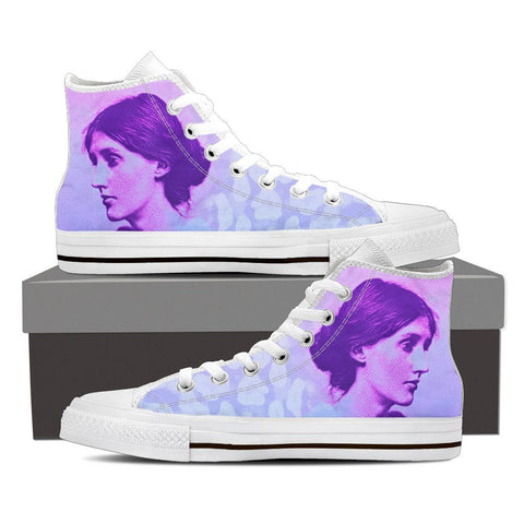 Women's Virginia Woolf Purple High Top