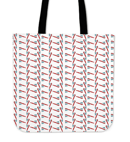 Dental Dentist Tooth Tote Bag