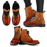 Women's Golden Insect Boots