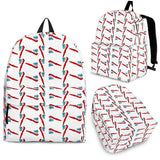 Dental Dentist Tooth Brush Backpack