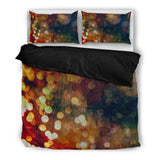 Watercolor Lights Duvet Set