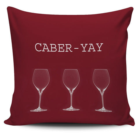 Caber-Yay Pillow Cover